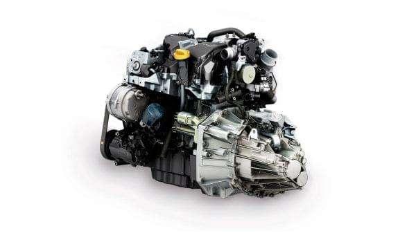 Дизельний двигун 1.5DCI, 110 к. с.