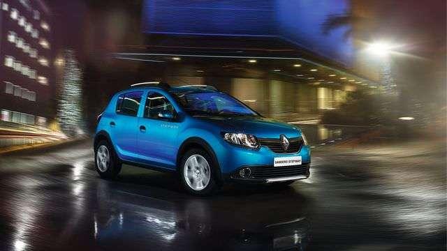 Економічність Renault Sandero Stepway