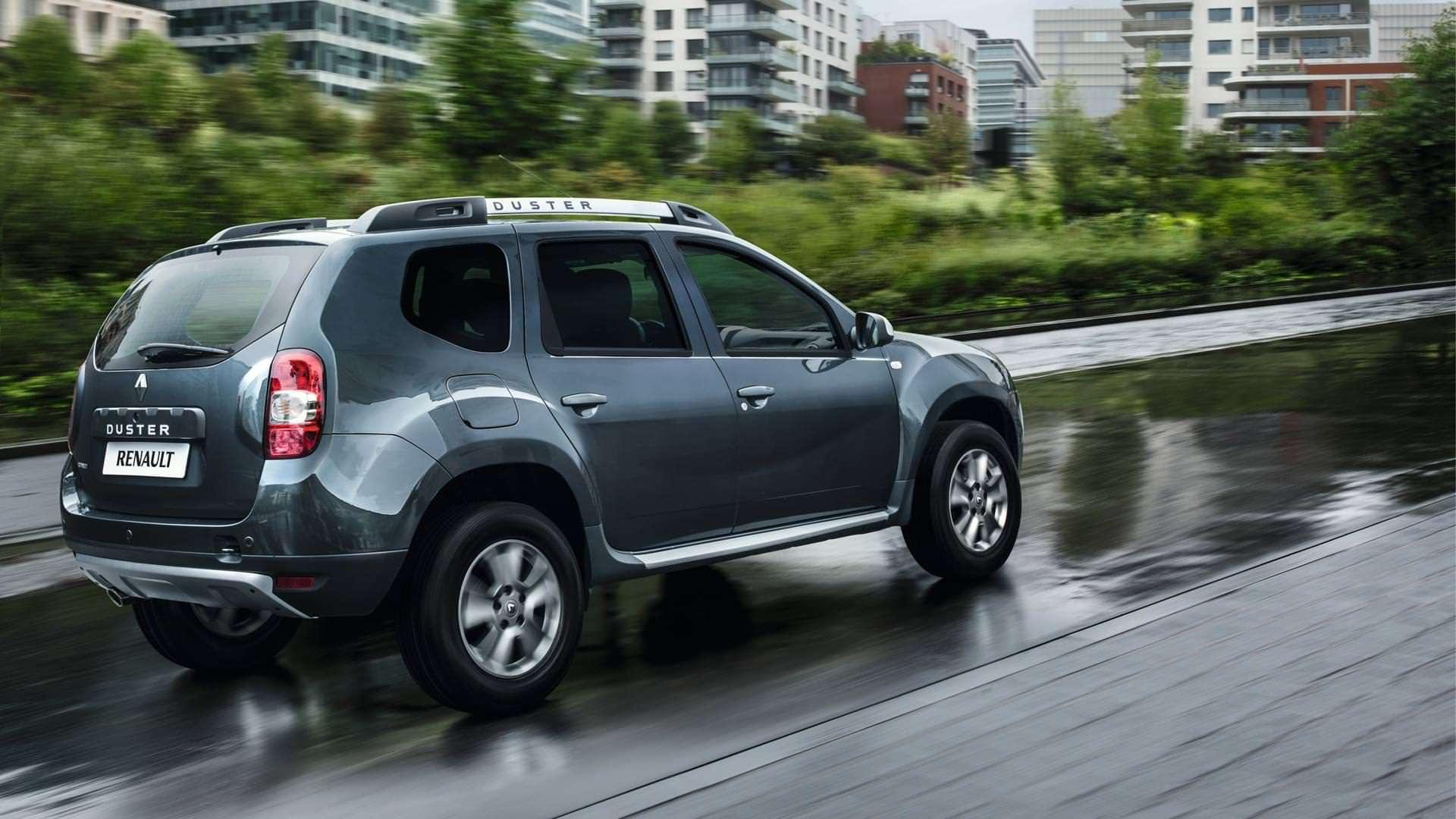 Новий Renault DUSTER