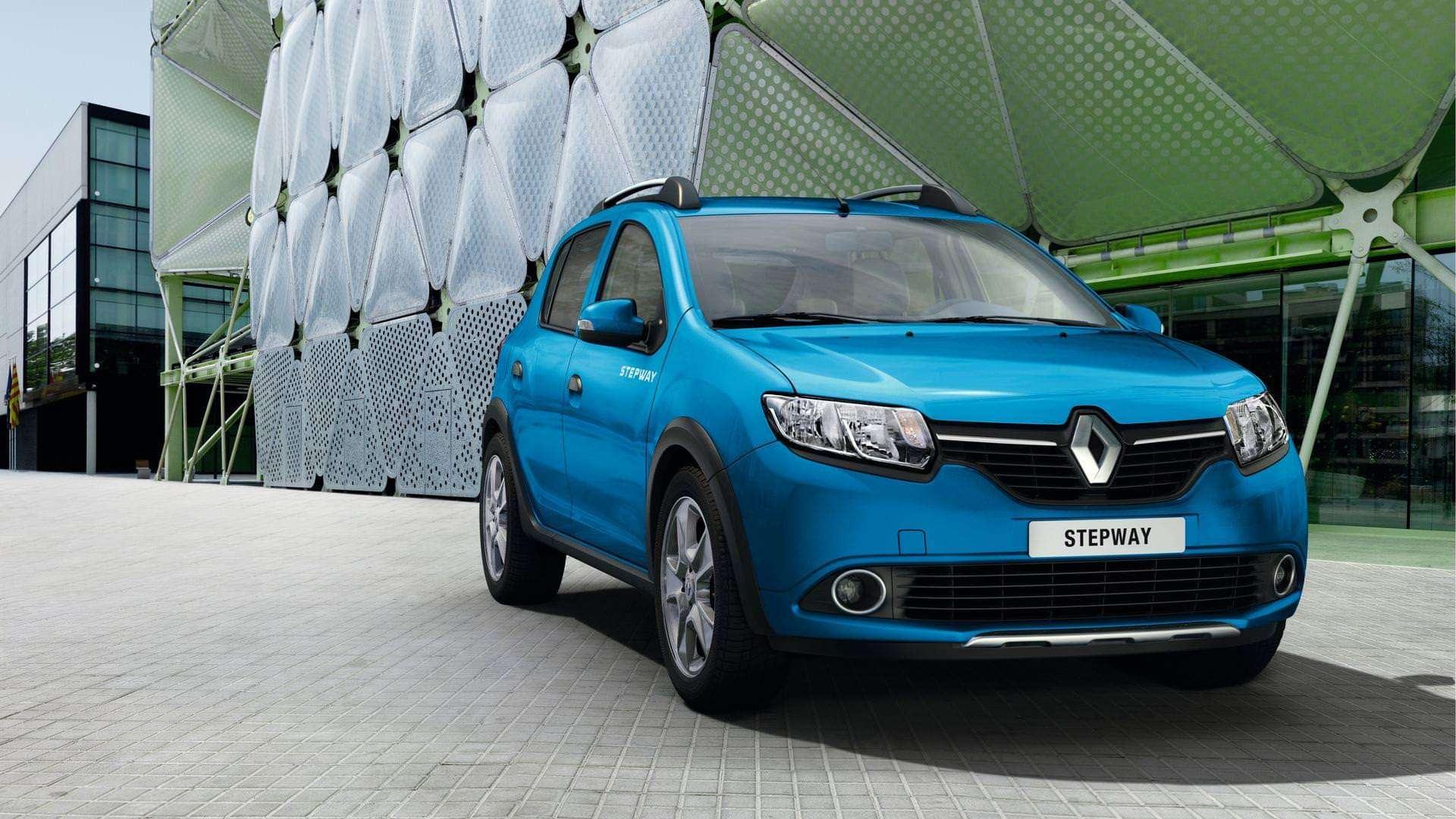 Дизайн Renault Sandero Stepway