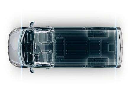 Робочий простір Renault Master