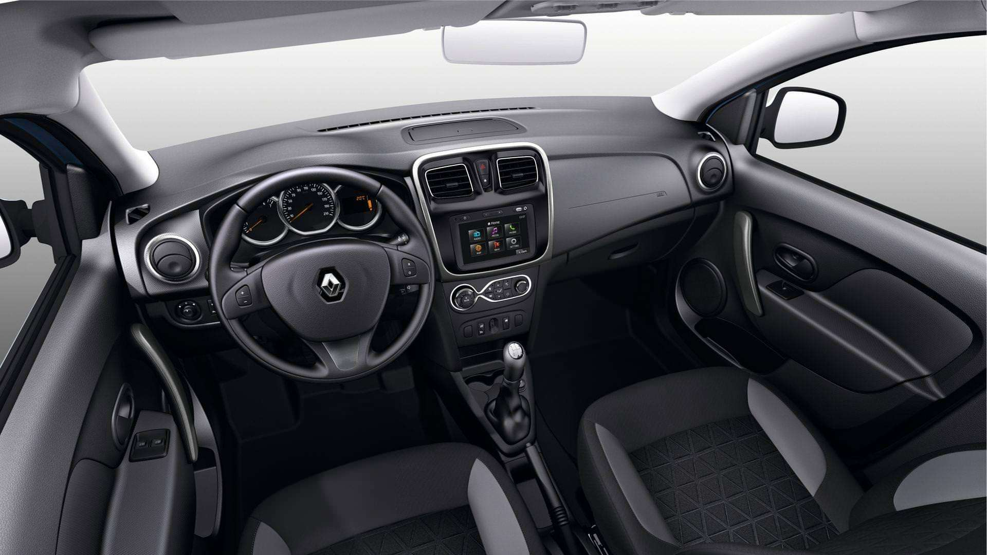Комфорт и практичность Renault Sandero Stepway