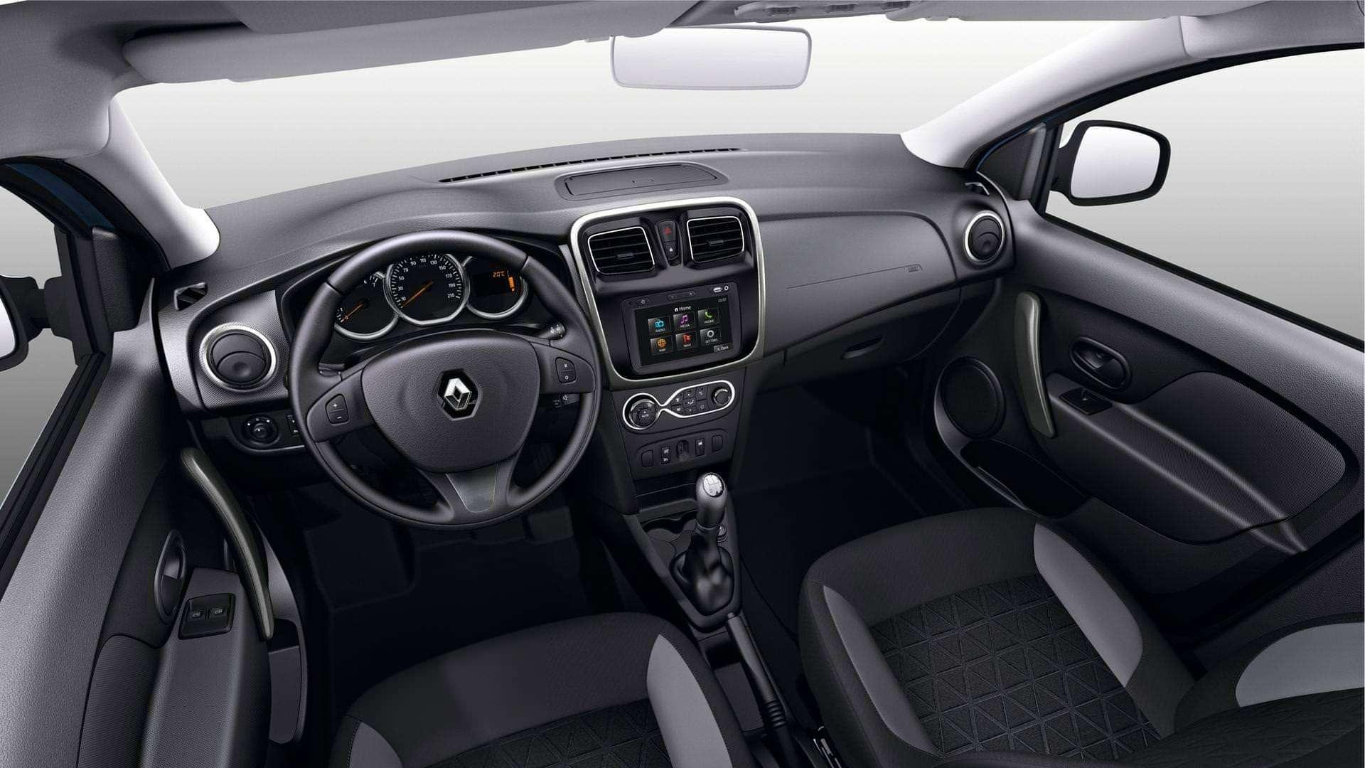 Комфорт і практичність Renault Sandero Stepway