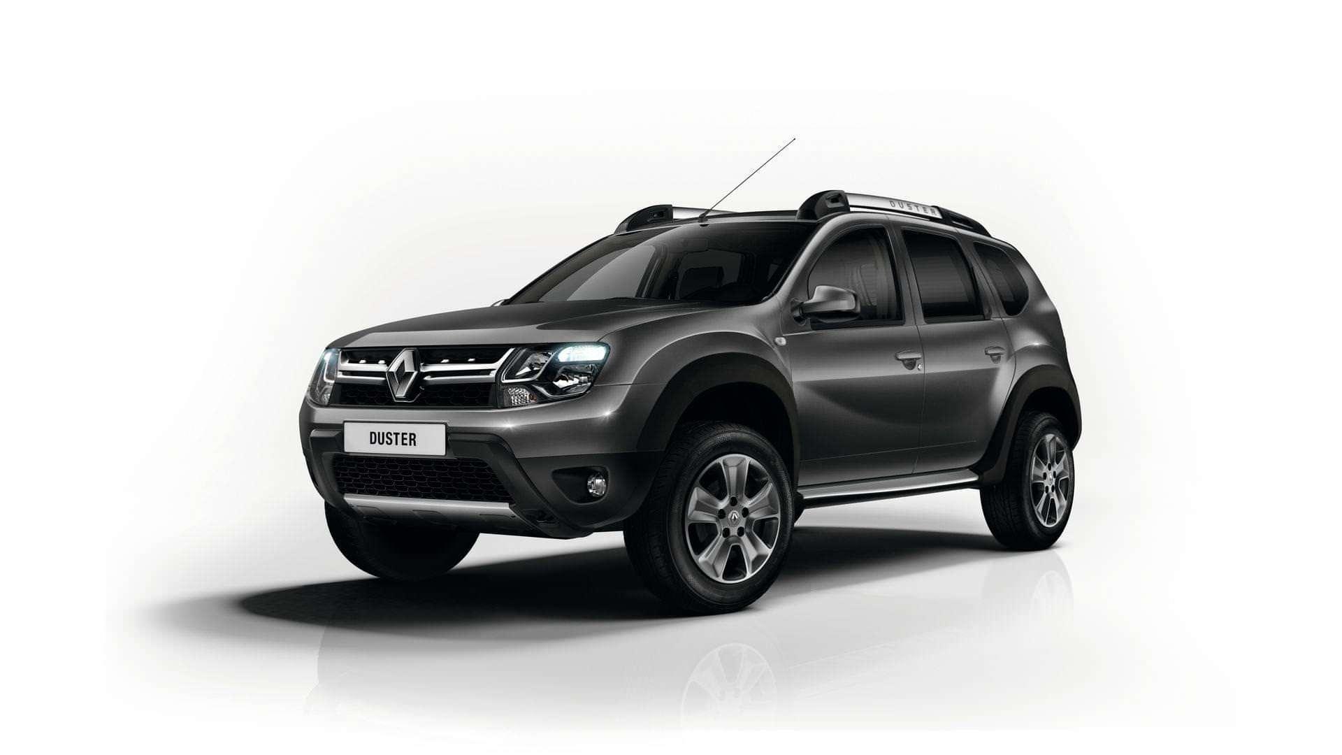 Безопасность Renault Duster