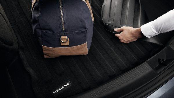 Новий Renault MEGANE Sedan: аксесуари