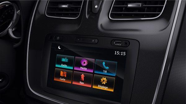 MEDIA NAV: полноценная мультимедийная система в вашем Renault LOGAN