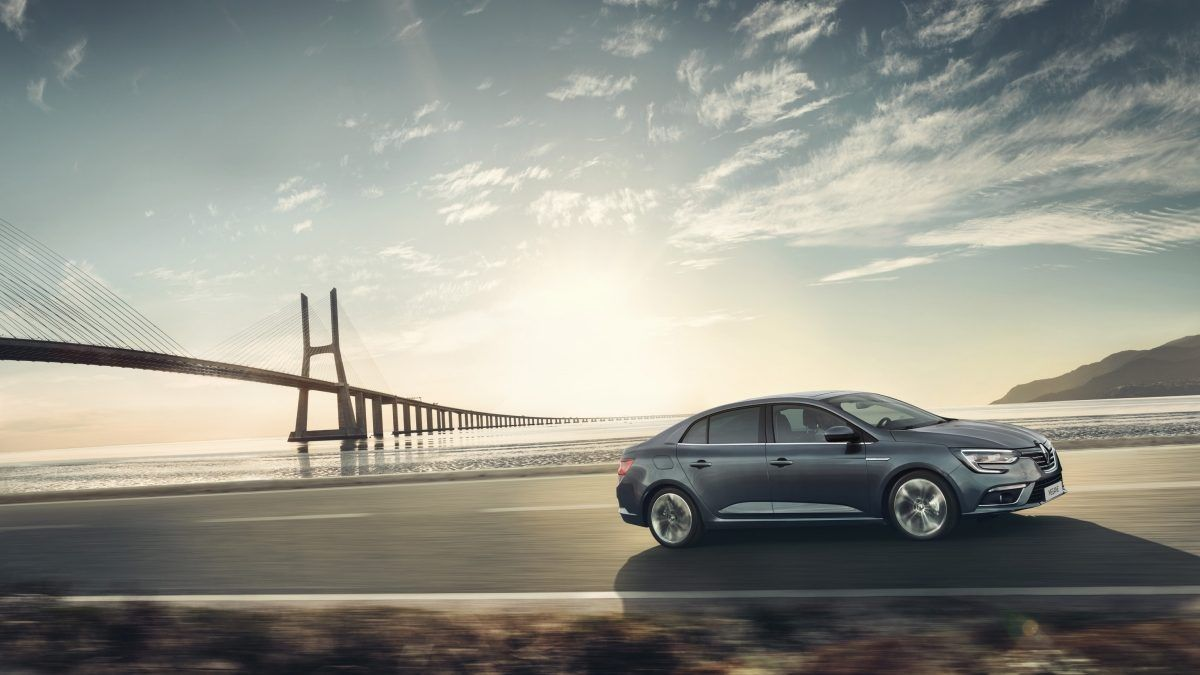 Огляд оснащення нового Renault MEGANE Sedan