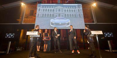 Renault Trezor визнали найгарнішим концепт-каром 2016 року