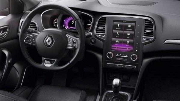 Отримайте персоналізоване водіння з новим Renault MEGANE Sedan!