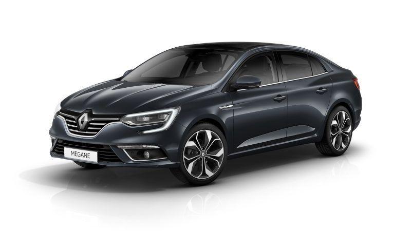 Цей привабливий новий Renault MEGANE Sedan не залишить вас байдужими.
