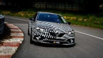 Renault покаже новий Megane R.S. на гран-прі Монако формули-1