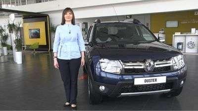 Лимитированная версия Renault Duster Cross