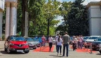 БРЕНД RENAULT НА ФЕСТИВАЛЕ НОВЫХ АВТО NEW CARS FEST 2017