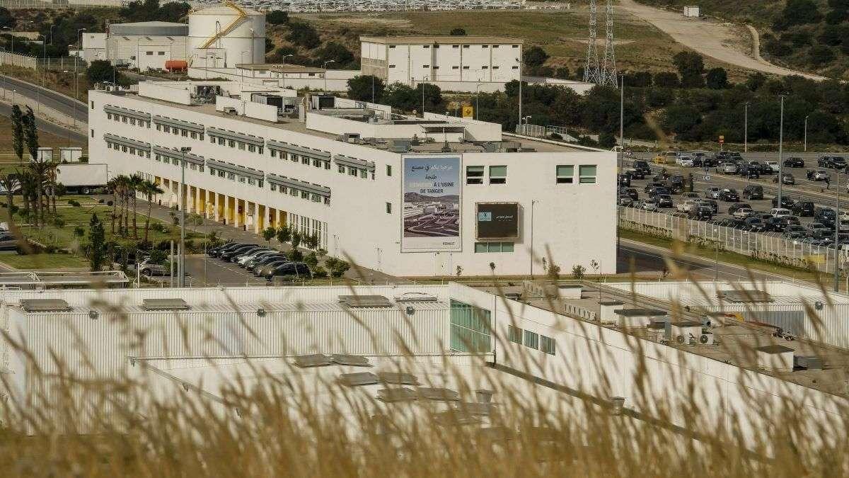 Groupe Renault празднует выпуск миллионного автомобиля на заводе в Танжере