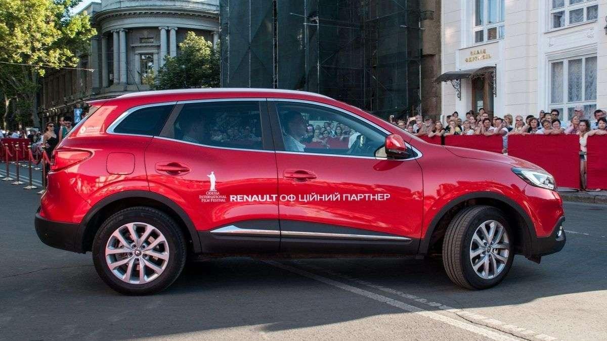 Партнерство Renault І Одеського Міжнародного Кінофестивалю: 8 Років На Одній Хвилі