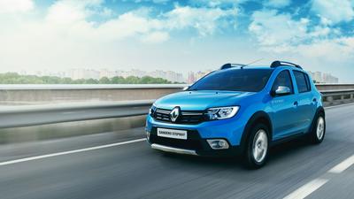 Вигідна пропозиція на Renault Sandero і Renault Sandero Stepway