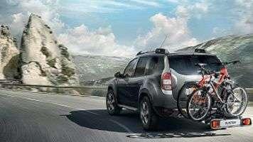"""В """"НІКО Прайм Мегаполіс"""" вже доступний позашляховик Duster з добре відомим і популярним в Україні дизельним двигуном Renault об'ємом 1,5 л (110 к.с.) і коробкою EDC."""