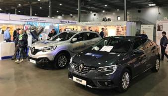 «НІКО Прайм Мегаполіс» запрошує на експозицію автомобілів Renault на виставці PHARMATechExpo