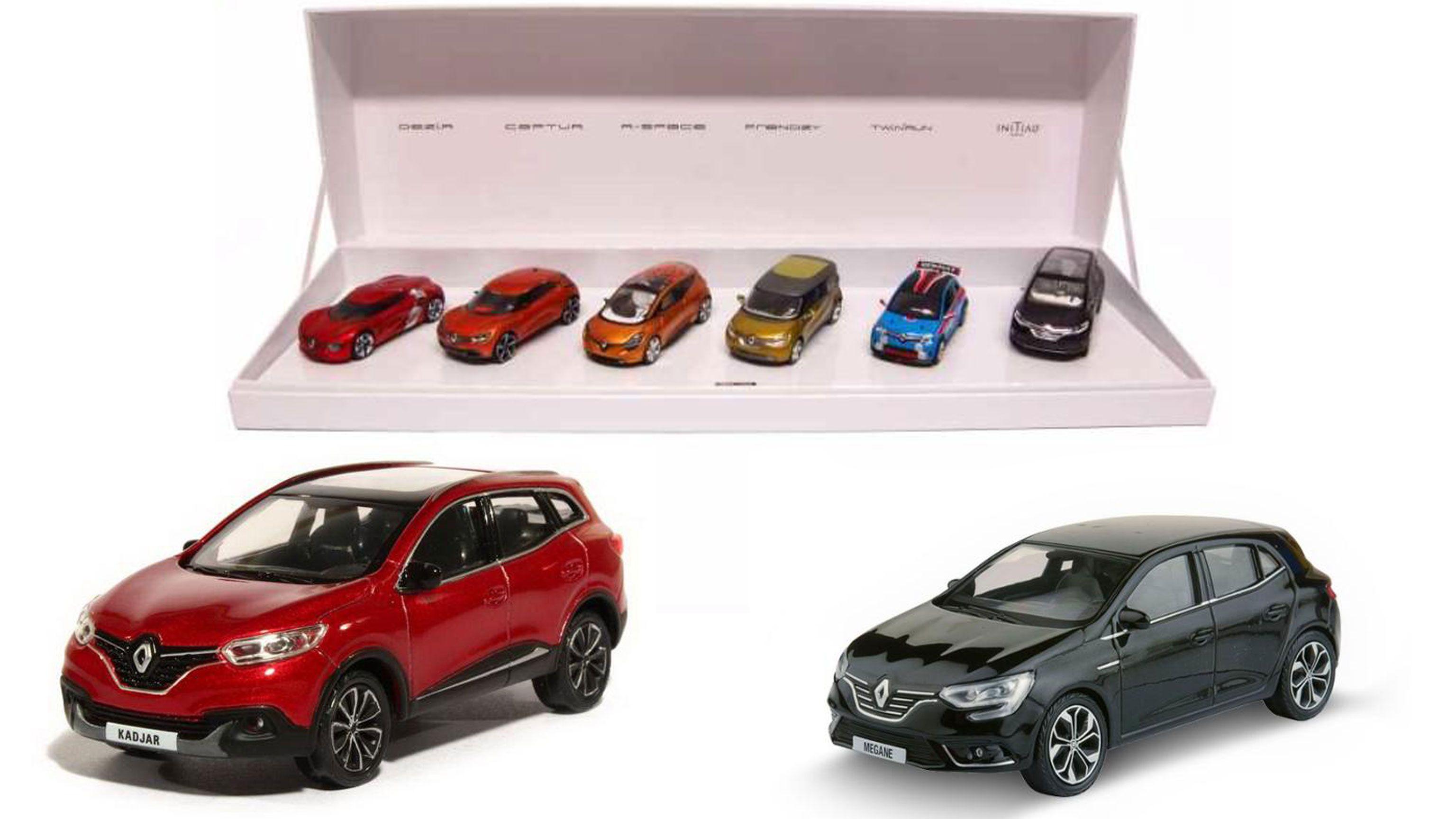 Визначені знавці історії бренду Renault