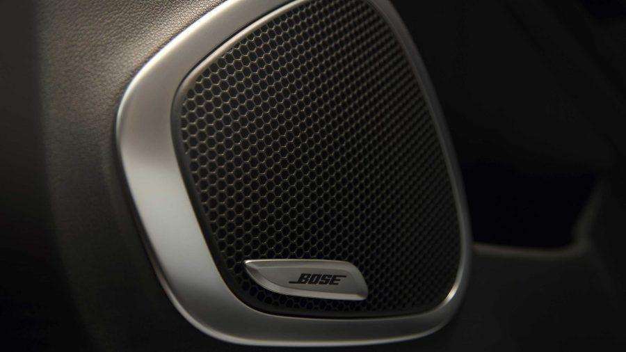 Аудіосистема преміум-класу Bose ®