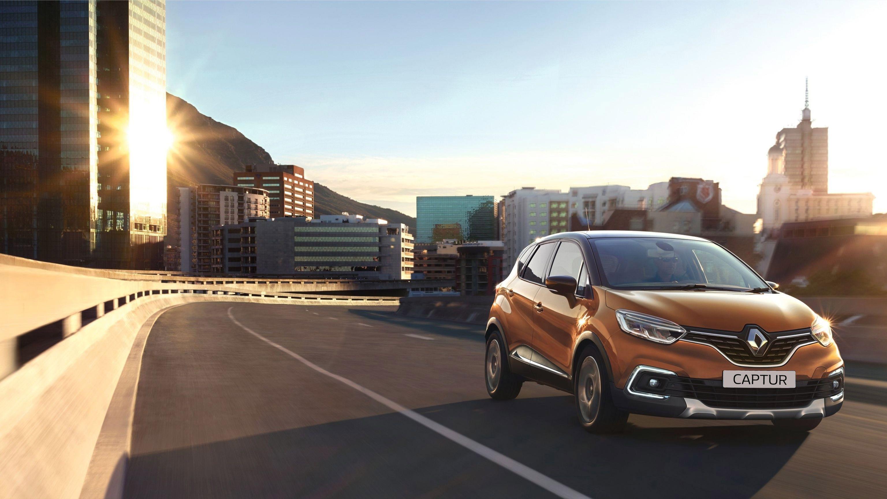 Встречайте новый Renault Captur: еще больше уникальности