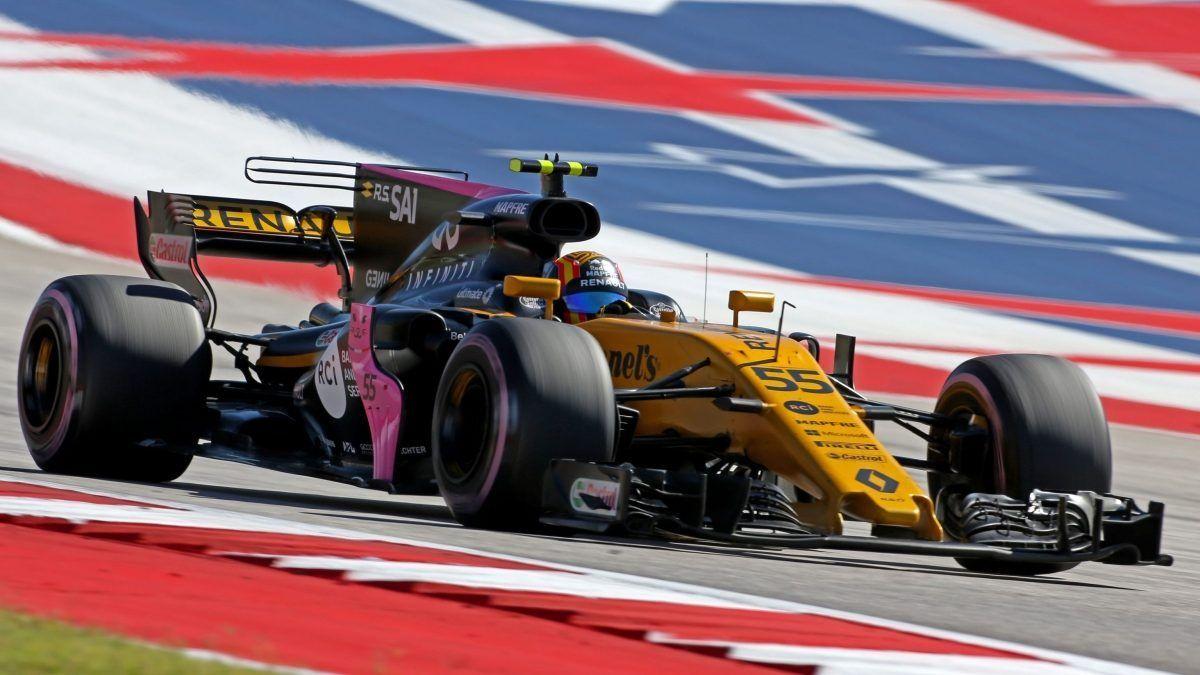 Гран при Formula 1 в США