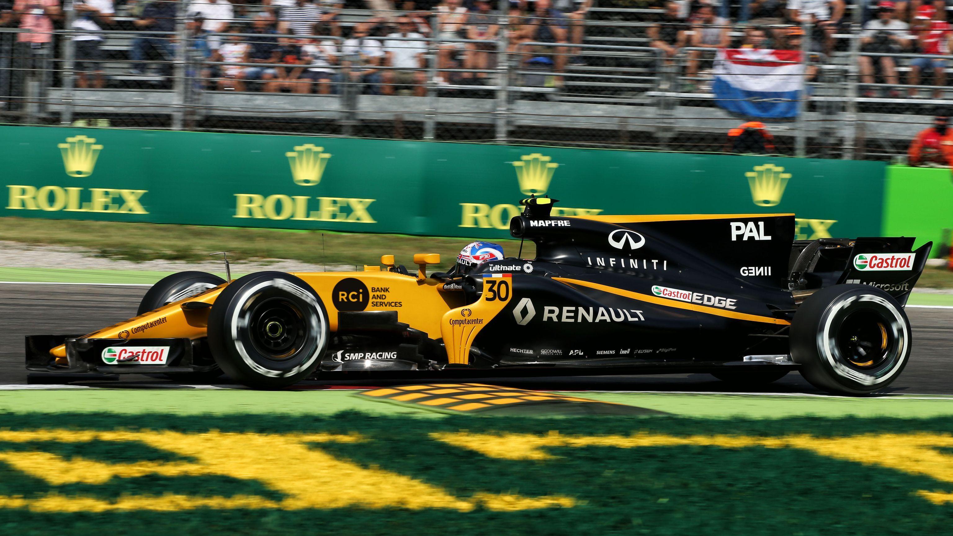 Команда Renault Sport Формула-1 оголосила про початок партнерства з RCI bank and Services