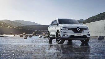 В «НИКО Прайм Мегаполис» стартуют продажи Renault Koleos
