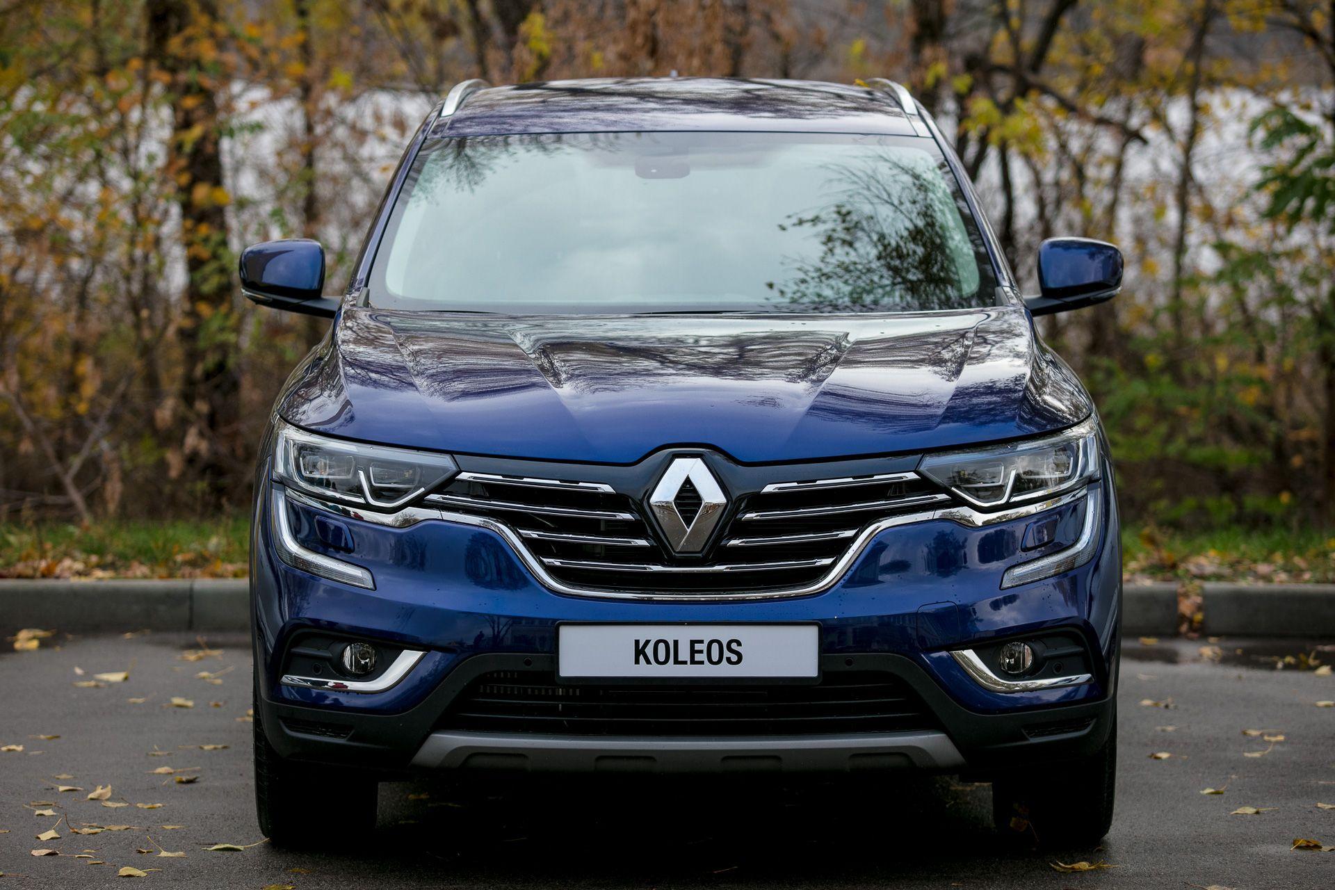 Віртуальний шоу рум Renault Koleos