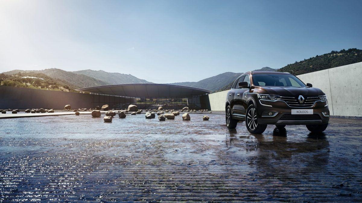 Встречайте новый Renault Koleos в Украине