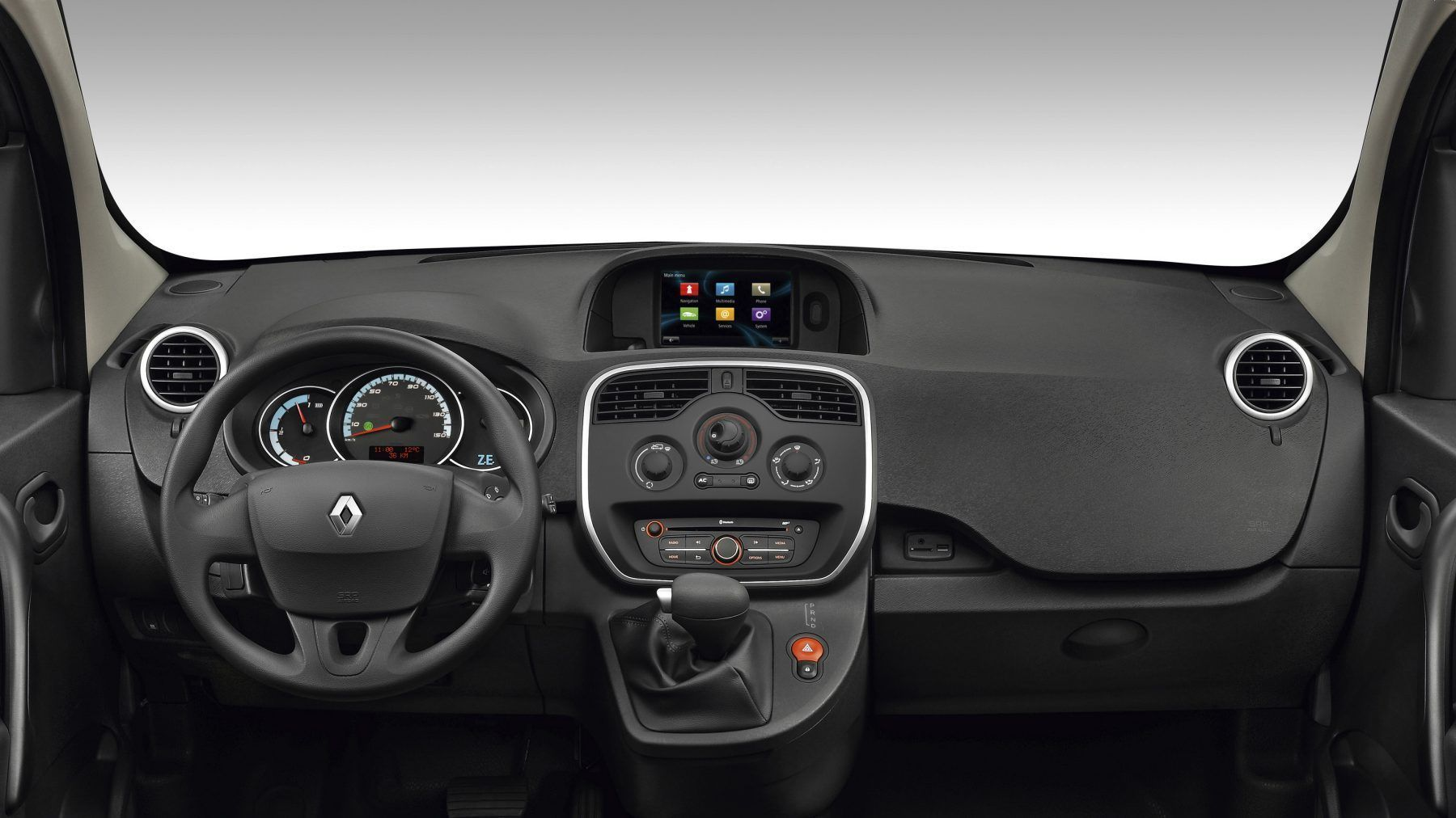 Шість причин обрати Renault KANGOO Z.E.