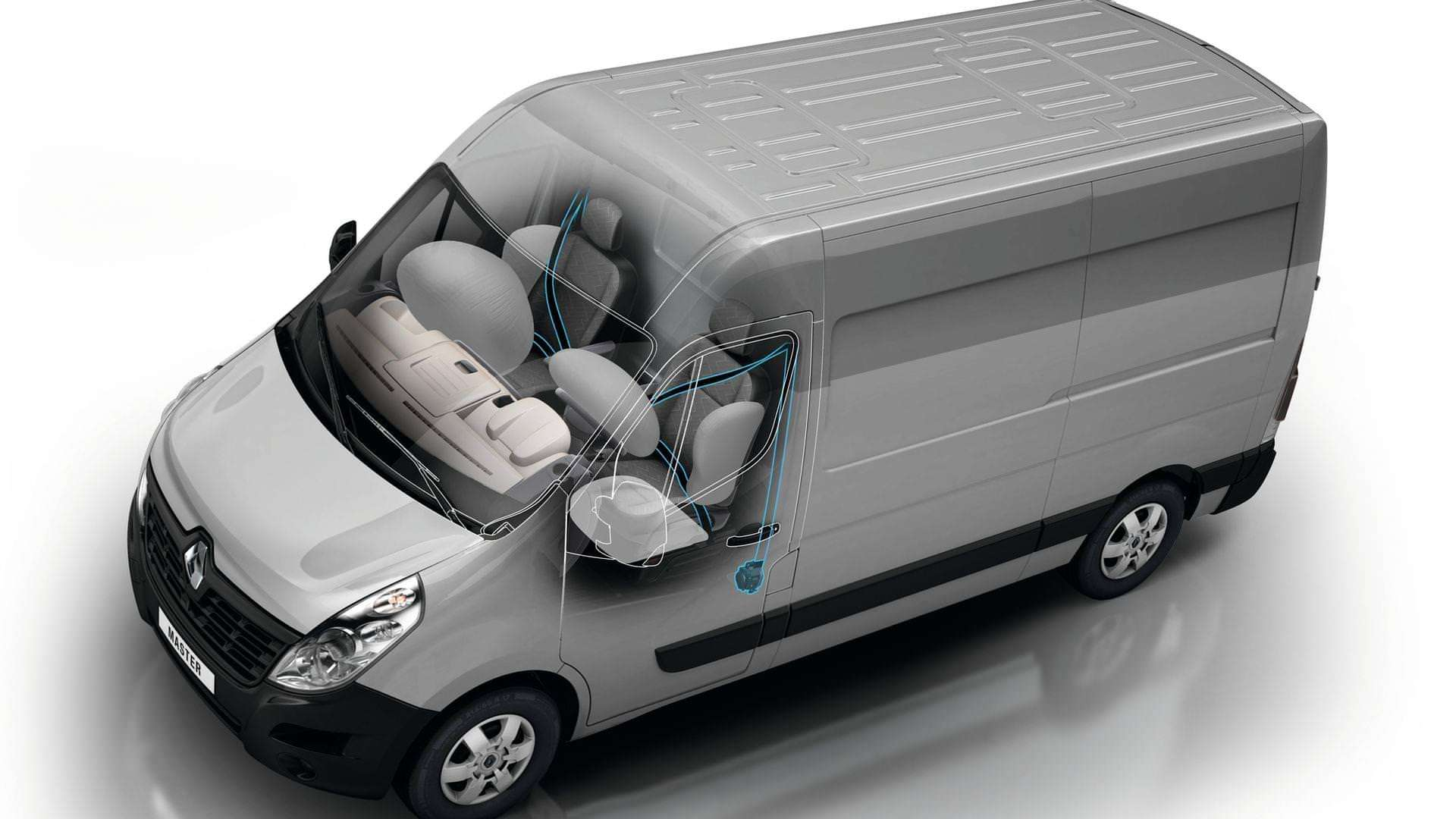 Безпека Renault Master