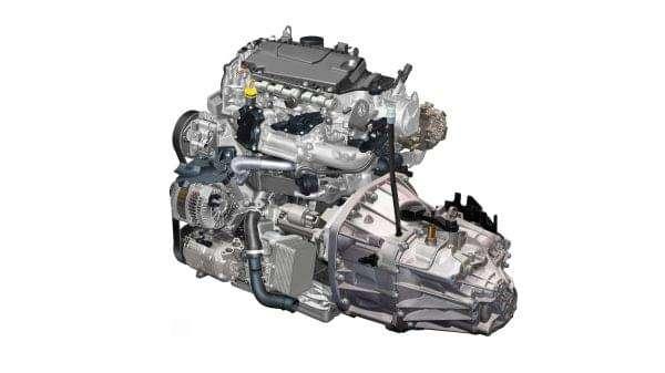Двигун Renault M9T