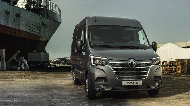 Новий Renault Master