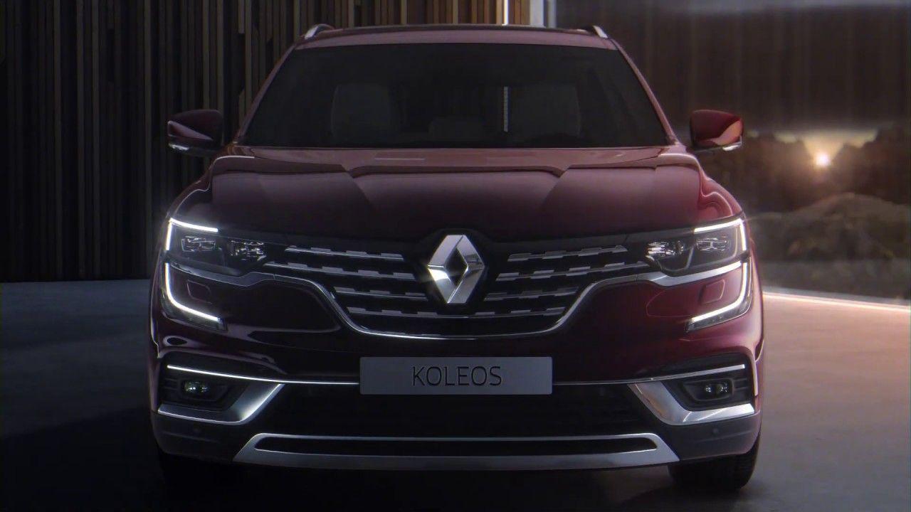 Новий Renault KOLEOS - дизайн та інтер'єр