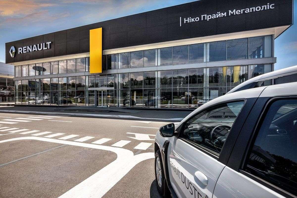 Дилерський центр Renault «НІКО Прайм Мегаполіс» запрошує на тест-драйв.