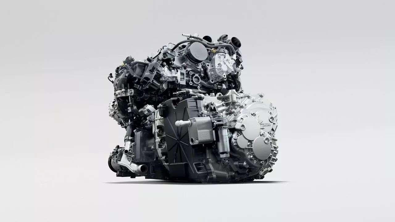 Бензиновий двигун 1,6 МКП5