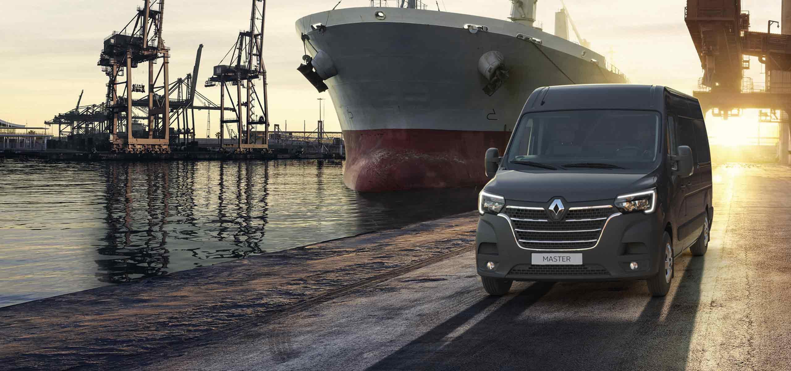 Новий Renault Master – зміни, що вражають!
