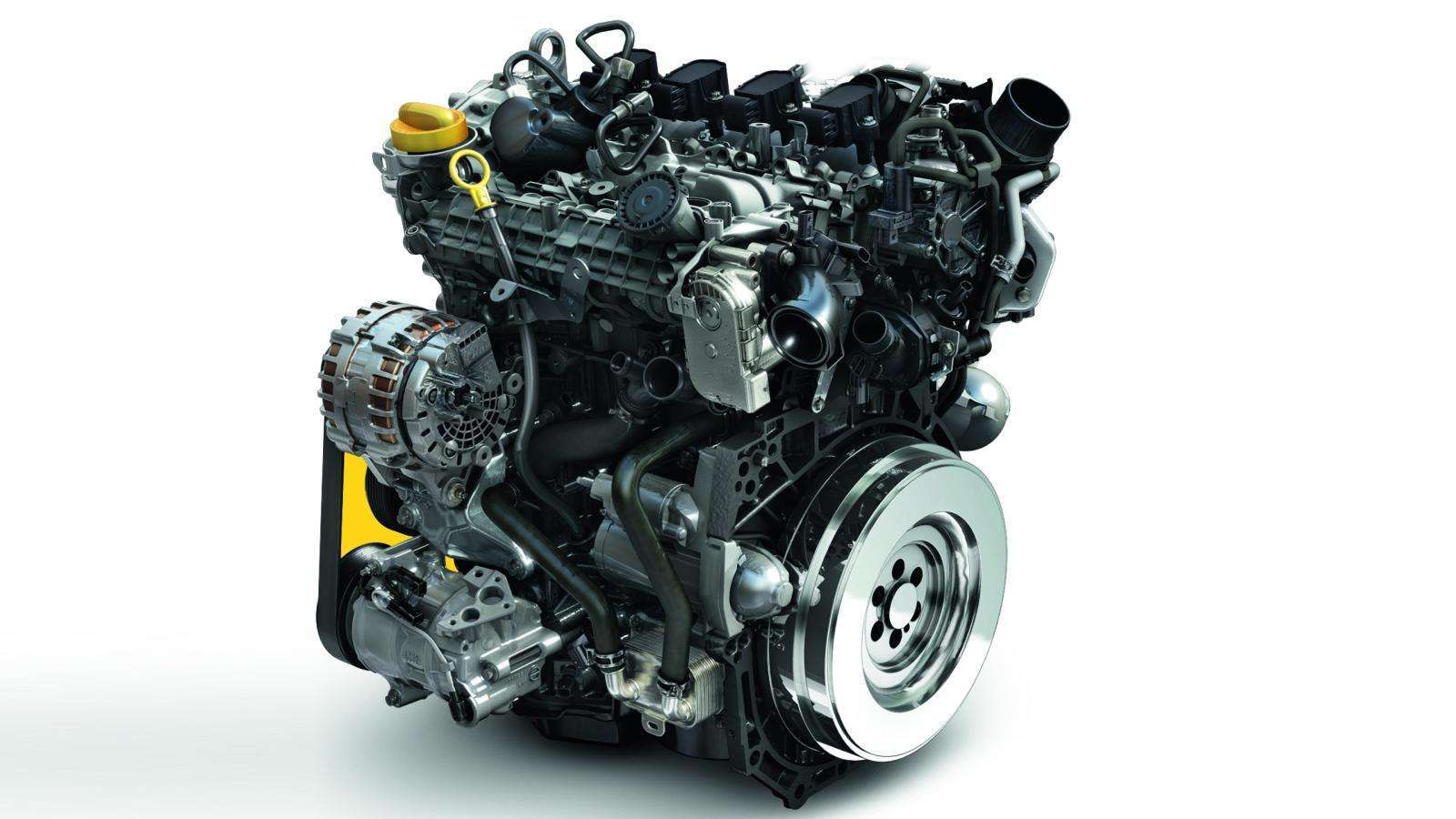 Новий двигун