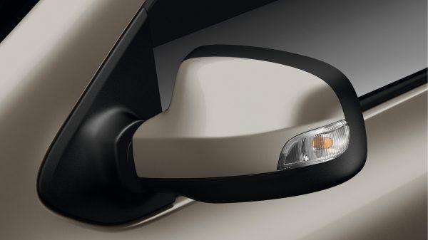 Електричні зовнішні дзеркала заднього виду з функцією протиобледеніння та вказівниками поворотів