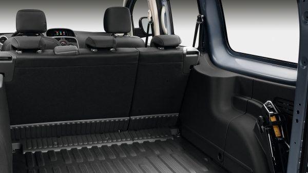 Renault KANGOO Z.E.: розміри
