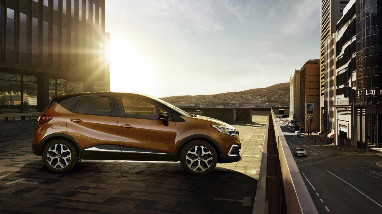 Новий Renault CAPTUR: привабливий дизайн
