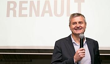 Назначен новый генеральный директор Renault в Украине