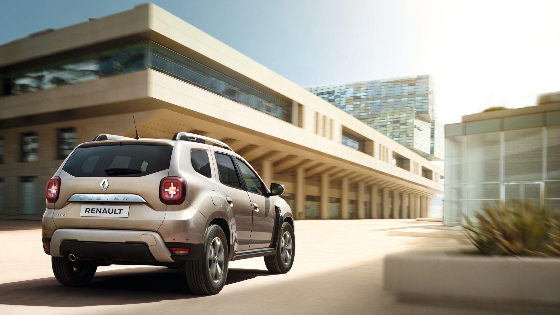 Абсолютно новий Renault DUSTER: довершений дизайн
