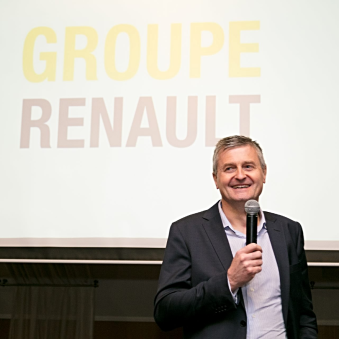 Призначено нового генерального директора Renault в Україні