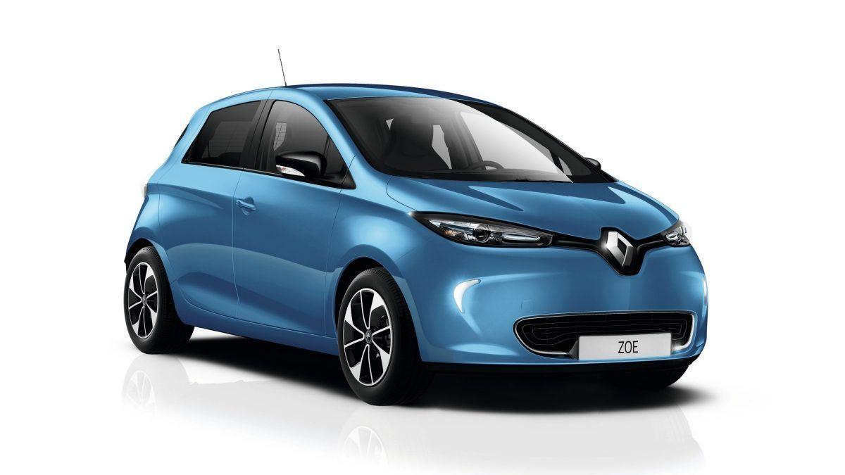 Renault заряджає!