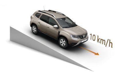 Система контролю руху при спуску