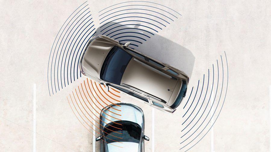 Камери кругового огляду (MVC) Камери кругового огляду дозволяють відстежувати простір навколо автомобіля на 360 ° під час виконання маневрів у позашляхових умовах та під час щоденного паркування.
