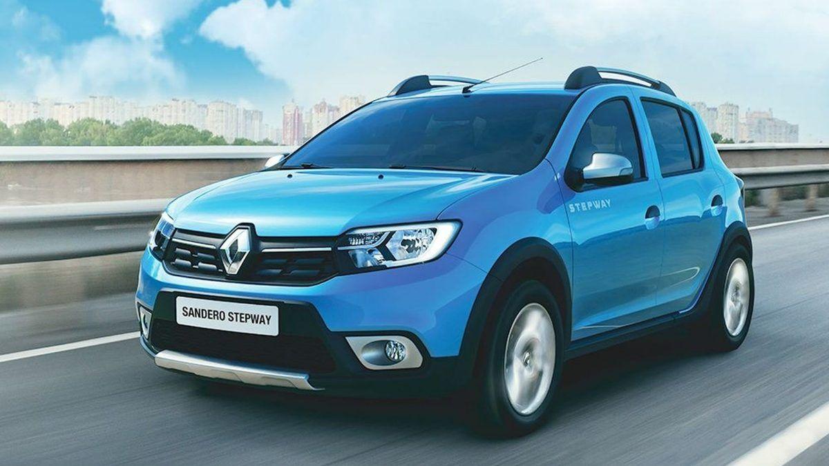Приєднуйся до родини Renault