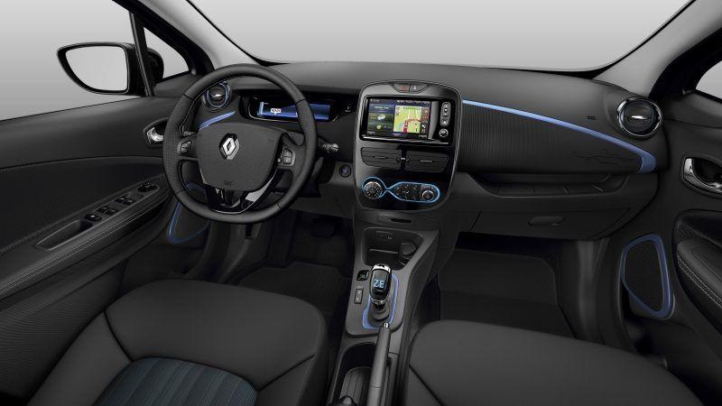 Шість причин обрати Renault ZOE